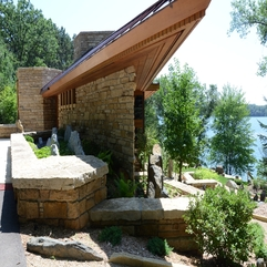 Best Inspirations : Frank Lloyd Wright Style Home Plans Creative Modern - Karbonix
