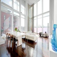 Fresh Scandinavian Living Room Design With Modern Gray Sofa - Karbonix