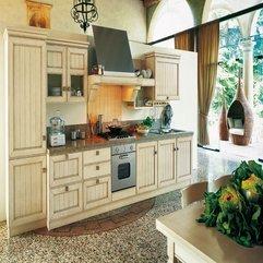 Furniture Retro Kitchen - Karbonix