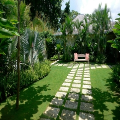 Garden Design Fascinating Tropical - Karbonix