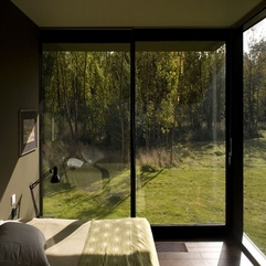 Glasses Window Bedroom With Natural View Full - Karbonix