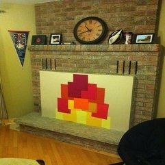 Got Creative Minecraft Fireplace Imgur - Karbonix