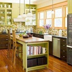 Green Color For Kitchen Cabinets Best Fresh - Karbonix