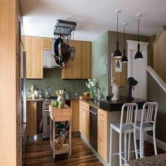 Green Kitchen Luxurious Inspiration - Karbonix