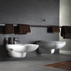 Grey Adorable Bathrooms - Karbonix