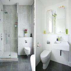 Grey Cozy Bathrooms - Karbonix