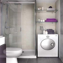 Grey Remarkably Bathrooms - Karbonix