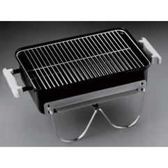 Grill Square Charcoal - Karbonix