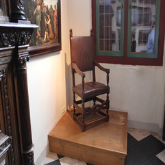 Best Inspirations : Habit Of People Rembrandts Day Was To Raise A Chair On Comfortable Quirky - Karbonix
