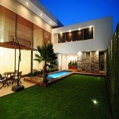 Handy Modern Backyard Design Tips Trendy Few - Karbonix