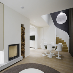 Home Amp Apartment Chic QUANT Home Interior With Modern Concrete - Karbonix