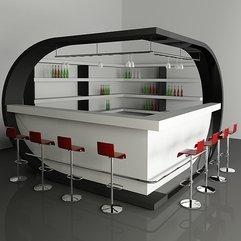Home Bar Artistic Concept - Karbonix
