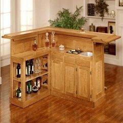 Home Bar Sets Wood Small Design Idea - Karbonix