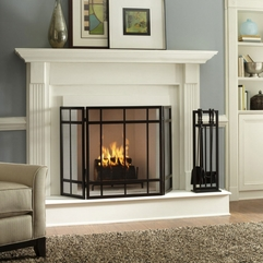 Home Design Cool Modern Fireplace Design Ideas Iron Fireplace - Karbonix