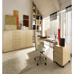 Home Office Ideas Modern Design - Karbonix