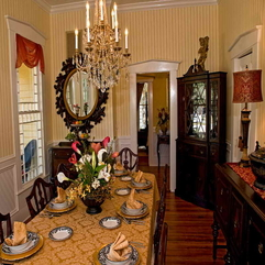 Homes Pictures With Dining Room Inside Victorian - Karbonix