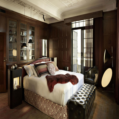 Hotels Amp Resorts Luxurious Bedroom In Brown Theme Completed With - Karbonix