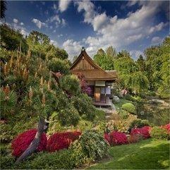 House Garden Designing Japanese - Karbonix