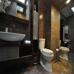 How To Decorate A Small Bathroom With Fancy Style Ideas On - Karbonix