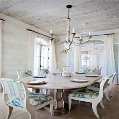 Best Inspirations : Ideas Fascinating White Rustic Shabby Chic Dining Room With Pine - Karbonix