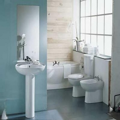 Ideas For Bathroom Walls Contemporary Color - Karbonix