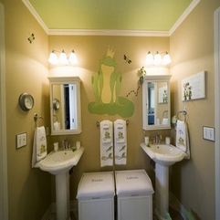 Ideas For Bathroom Walls Kids Color - Karbonix