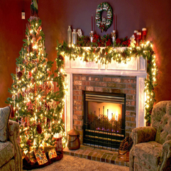 Ideas For Christmas Decorating Ideas Modern Design - Karbonix