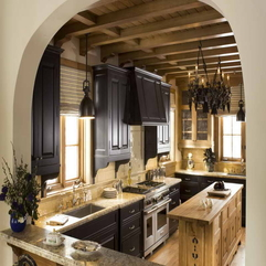 Ideas For Decorating With Decorative Lighting Kitchen Theme - Karbonix