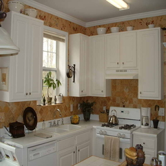 Ideas For Decorating With White Cabinets Kitchen Theme - Karbonix