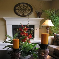 Ideas For Fireplaces Classic Decor - Karbonix