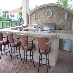Ideas Outdoor Kitchen - Karbonix