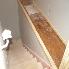 Ideas Stairwell Renovation - Karbonix