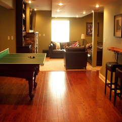 Ideas With Pool Table Basement Bar - Karbonix