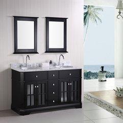 Imperial 60 Double Sink Bathroom Vanity Set Best Inspiration - Karbonix