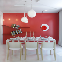 Inessa Table With Ada Chairs Modern Dining Sets Dining Room - Karbonix