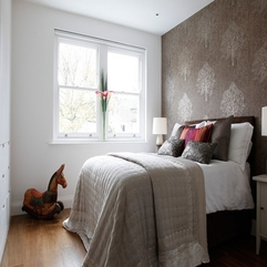 Inspirational Modern Small Space Bedroom Design With Luxurious - Karbonix