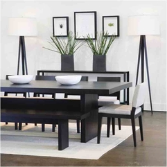 Inspiring Contemporary Dining Room Decoration Chairs With Charming - Karbonix