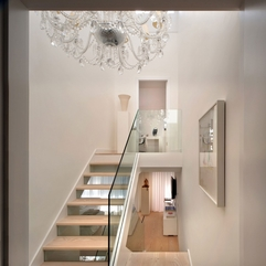 Interior Amp Architecture Gorgeous Chandelier Lights Up The Stylish - Karbonix