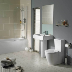 Interior Bathroom Worldly Design - Karbonix