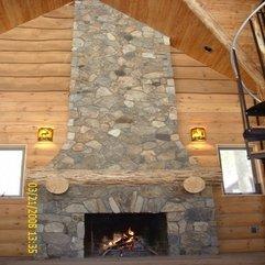 Interior Best Natural Stone Veneer For Fireplace Fair Custom - Karbonix