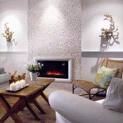 Interior Decorative Padded Wall Panels Design Creative White - Karbonix