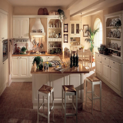 Interior Design Classic Kitchen - Karbonix