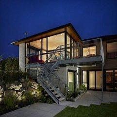 Interior Design Futuristic Home - Karbonix