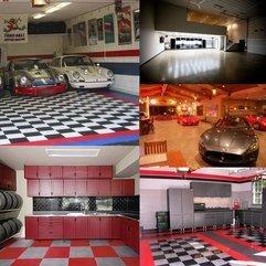 Interior Design Garage Collage - Karbonix