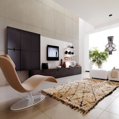 Interior Design Living Room Attractive Modern - Karbonix