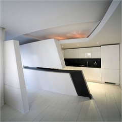 Interior Design Modern Kitchen - Karbonix