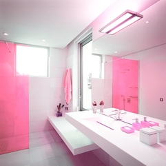 Interior Design Pink Bathroom 470x470 Interior Wallpaper Wall9 - Karbonix