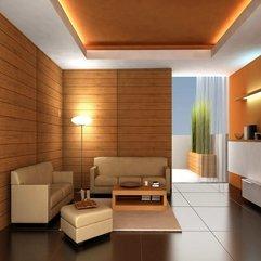 Interior Design Sleek Room - Karbonix