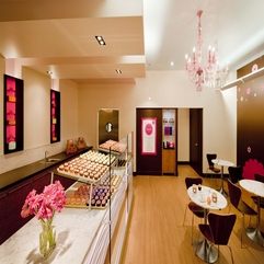 Interior Designs Extraordinary Cupcakery - Karbonix
