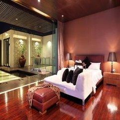 Interior Extra Deluxe Home Interior Design With Open Courtyard - Karbonix